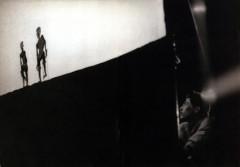 stage ombre et écran, l'écran et l'image animée dans le théâtre visuel, rouleau illustré, emaki, silhouettes ombres, valises théâtre d'ombre, atelier, stage enfants ados, compagnie ABOUDBRAS dans