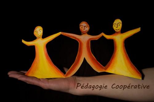 pédagogie coopérative, coopération, ateliers artistique en pédagogie coopérative, éducation coopérative, coopérative artistique, pédagogie nouvelle