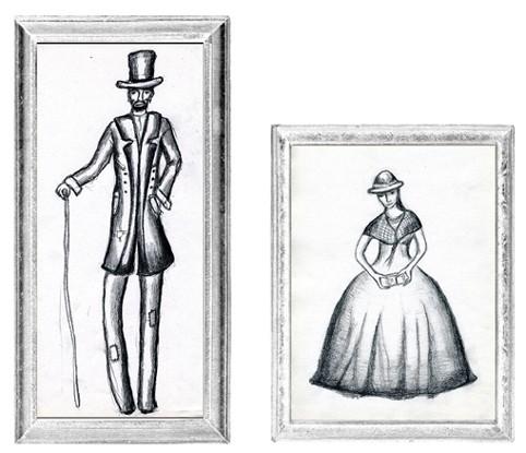 compagnie aboudbras, conte, marionnette, spectacle de rue, spectacle d'intervention, déambulation, interactif, vendeur à la sauvette, marchande d'allumettes