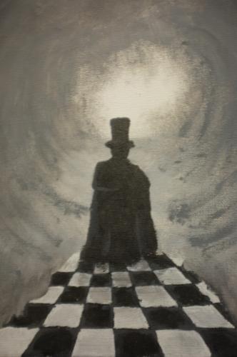 résidence création Le jeu d'échecs, conte thailandais le jeu d'échecs, LEM, Cie ABOUDBRAS, spectacle contes