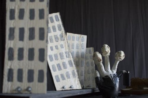 Terra Madre, paroles de terre, contes de la terre, spectacle jeune tout public, Compagnie ABOUDBRAS, conte marionnette Vosges Lorraine Alsace, Tambouille festival